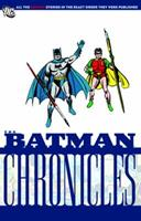Batman Chronicles Vol. 8 1401224849 Book Cover