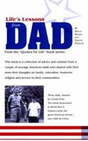 Life's Lessons from Dad 0972417850 Book Cover
