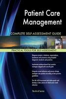 Patient Care Management Complete Self-Assessment Guide 1546411860 Book Cover