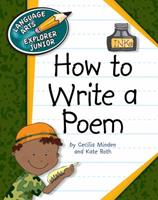How to Write a Poem 1602799954 Book Cover