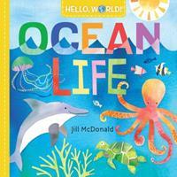 Hello, World! Ocean Life 0525578773 Book Cover