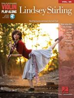 Lindsey Stirling - Violin Play-Along Volume 35 (Book/CD) 1476871256 Book Cover