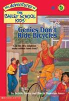 Genies Don't Ride Bicycles 0590472976 Book Cover