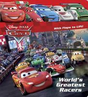 World's Greatest Racers (Disney/Pixar Cars) 0736431454 Book Cover
