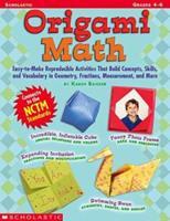 Origami Math 0439539927 Book Cover