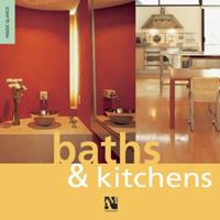Baths and Kitchens 9685336326 Book Cover