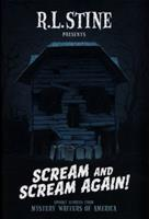 Scream and Scream Again!: Spooky Stories from Mystery Writers of America 0062495690 Book Cover