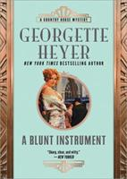 A Blunt Instrument 0425096416 Book Cover