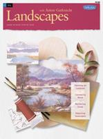 Oil: Landscapes with Anton Gutknecht 0929261410 Book Cover