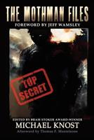The Mothman Files 0982993757 Book Cover