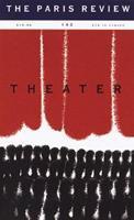 The Paris Review: Theater (Paris Review) 0679778462 Book Cover