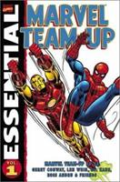 Essential Marvel Team-Up, Vol. 1 (Marvel Essentials) 0785108289 Book Cover