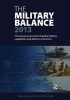 The Military Balance 2013 1857436806 Book Cover