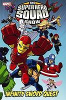 Marvel Super Hero Squad: Infinity Sword Quest 078514305X Book Cover
