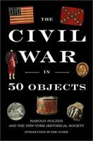 The Civil War in 50 Objects 067001463X Book Cover