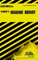 Madame Bovary (Cliffs Notes) 0822007800 Book Cover