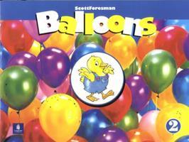 Balloons 2: English Through Play (Student Book) 020135120X Book Cover