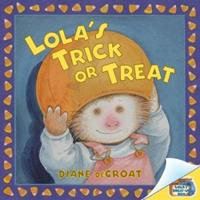 Lola's Trick or Treat (Lola Dress-Up Box) 0060583894 Book Cover