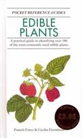 Edible Plants (Pocket Reference Guides) 1860197760 Book Cover