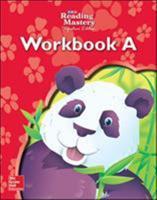 Reading Mastery Reading/Literature Strand Grade K, Workbook a 0076122085 Book Cover