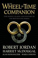 The Wheel of Time Companion: The People, Places, and History of the Bestselling Series 0765314622 Book Cover