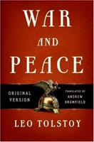 War and Peace: Original Version 0060798882 Book Cover