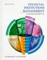 Financial Institutions Management: A Modern Perspective 0071146482 Book Cover