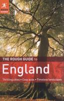 The Rough Guide to England 6 (Rough Guide Travel Guides) 1843532492 Book Cover
