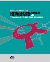 Macromedia Dreamweaver UltraDev 4 Training from the Source [With CDROM] 0201721449 Book Cover