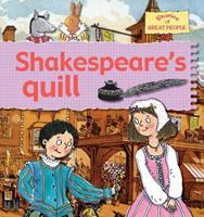 Shakespeare's Quill (Stories of Great People) 0778737136 Book Cover