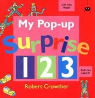 My Pop Up Surprise 1 2 3 0531300390 Book Cover