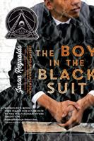 The Boy in the Black Suit 1442459506 Book Cover