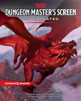 Dungeon Master's Screen Reincarnated 078696619X Book Cover