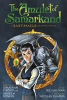The Amulet of Samarkand: A Bartimaeus Graphic Novel 142311146X Book Cover