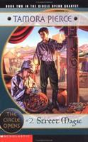 Street Magic 0590396439 Book Cover