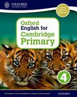 Oxford English for Cambridge Primary Student Book 4 0198366280 Book Cover