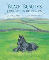 Black Beauty's Early Days in the Meadow (Classic Picture Books) 1585362964 Book Cover