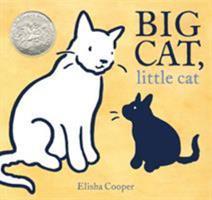 Big Cat, Little Cat 1626723710 Book Cover
