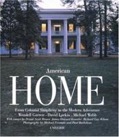 American Home: From Colonial Simplicity to the Modern Adventure 0789306239 Book Cover