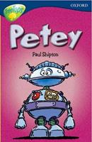 Oxford Reading Tree: Stage 14: TreeTops: Petey (Oxford Reading Tree Treetops) 0199184119 Book Cover