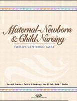 Maternal-Newborn and Child Nursing 0130994065 Book Cover