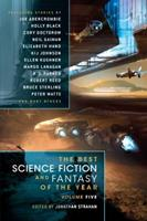 The Best Science Fiction and Fantasy of the Year (Volume 5) 1597801720 Book Cover