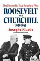 Roosevelt and Churchill, 1939-1941: The Partnership That Saved the West 0393055949 Book Cover