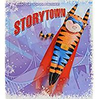 Harcourt School Publishers Storytown: Student Edition Level 2-2 2008 0153431741 Book Cover