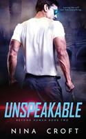 Unspeakable 1976097967 Book Cover