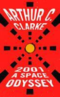 2001: A Space Odyssey Book Cover