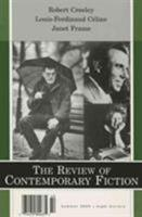 The Review of Contemporary Fiction: Volume 24, No.2 (Review of Contemporary Fiction) 1564783650 Book Cover