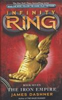 The Iron Empire 0545901243 Book Cover