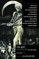 The Best Horror of the Year Volume 2 1597801739 Book Cover