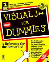 Visual J++ for Dummies 0764500791 Book Cover
